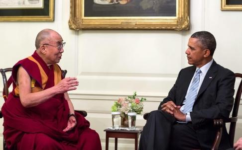 Path Forward Unclear After Obama-Dalai Lama Meeting
