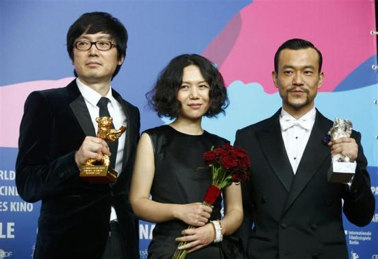 Chinese Thriller Takes Top Berlin Prize