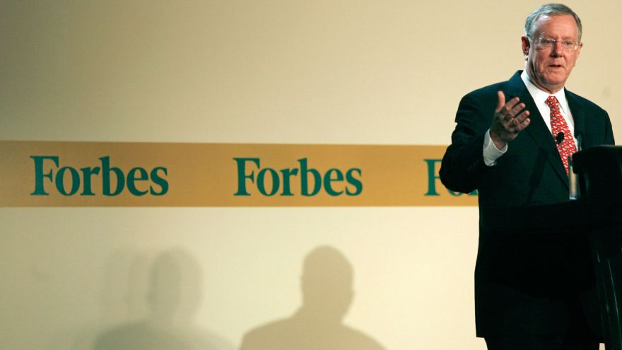 Chinese Tycoon Close to Buying Forbes Media