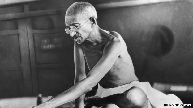 Gandhi's Writings Heading for Chinese Translation