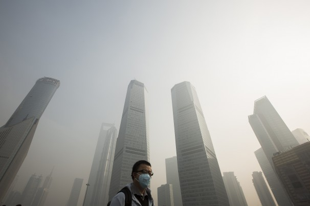 Change in the Air for Transparency in China?