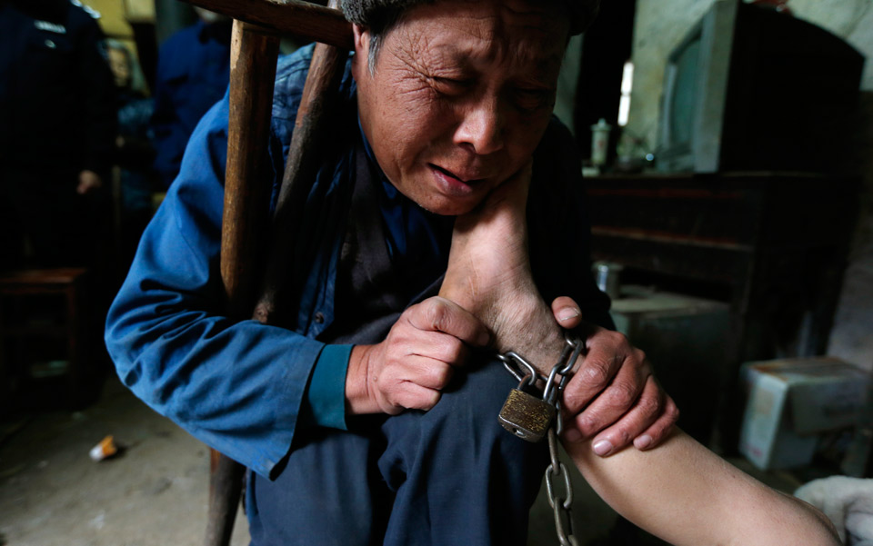 What Is It Like to Be Disabled in China?
