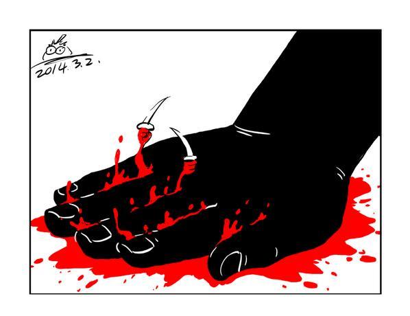 Sensitive: Attacks in Kunming, Guilin; More
