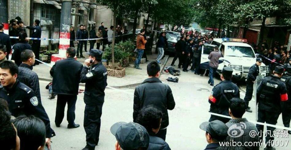 Minitrue: Changsha Knife Attack, More