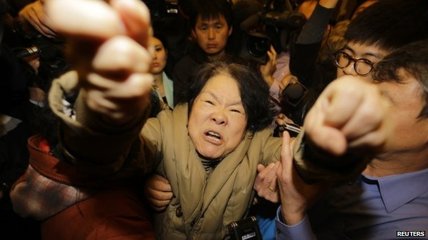 Will Beijing Tolerate Malaysia Plane Protest?