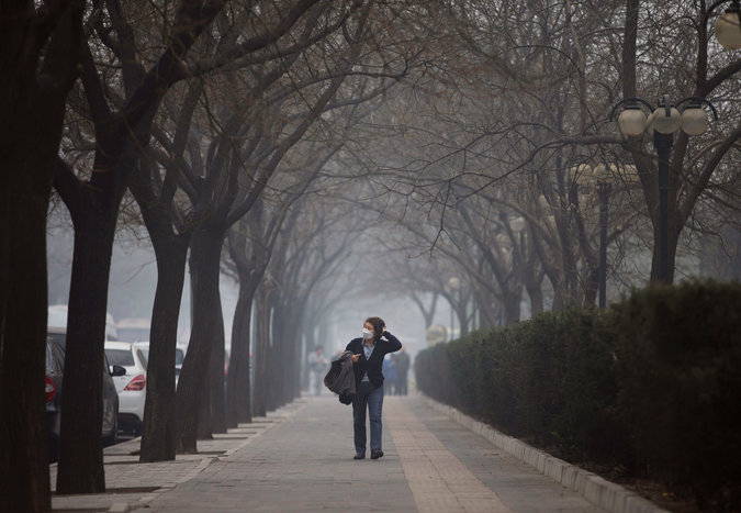 3 / 74 Chinese Cities Passed Air Tests Last Year