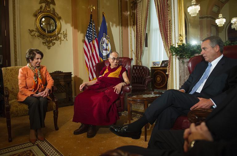 Tibetan Party Founder Urges Dalai Lama's Return