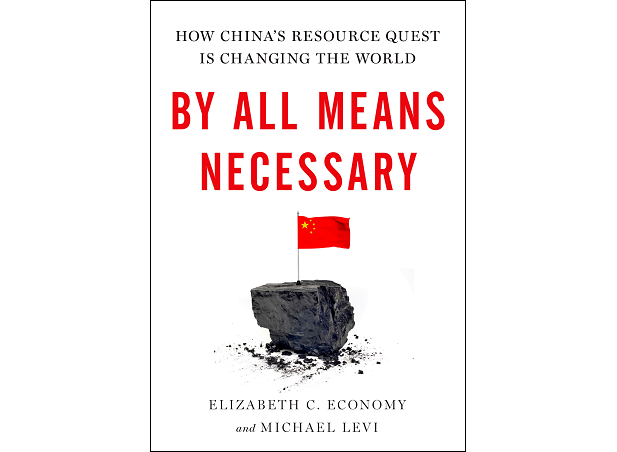 Economy and Levi On China's Resource Quest