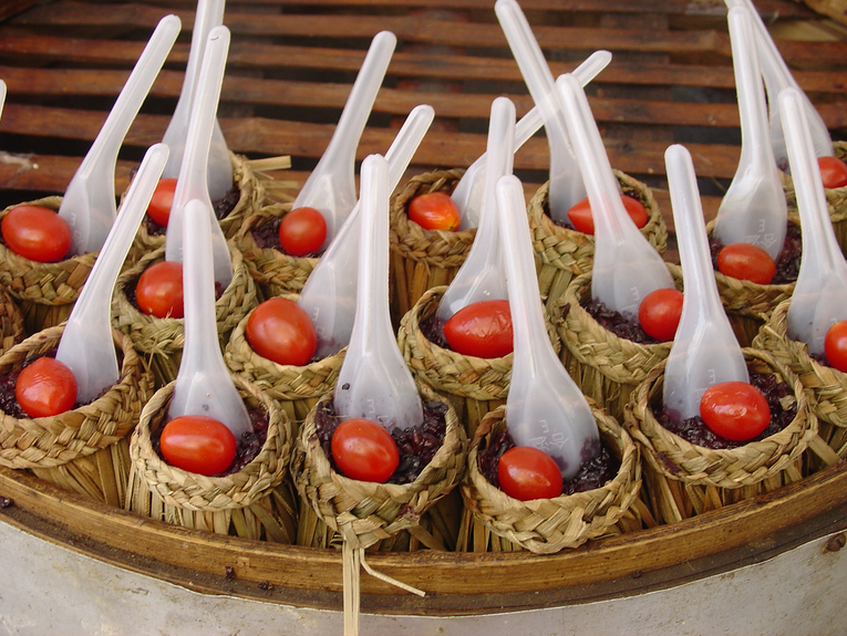 Street food, Dalian