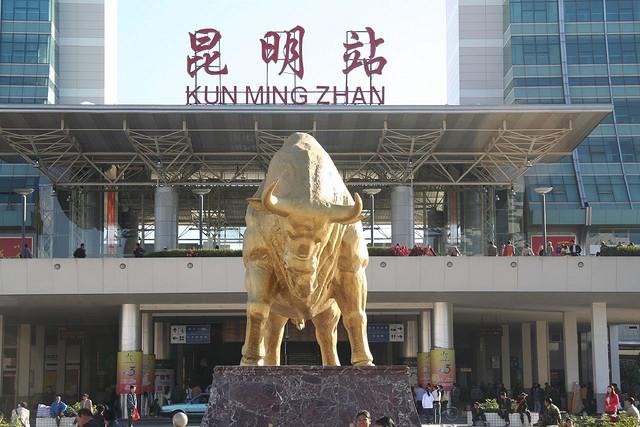 Liveblog: Attack in Kunming
