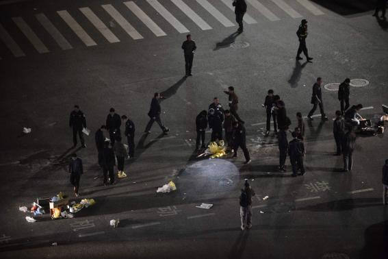 At Least 28 Killed by Knife Attackers in Kunming