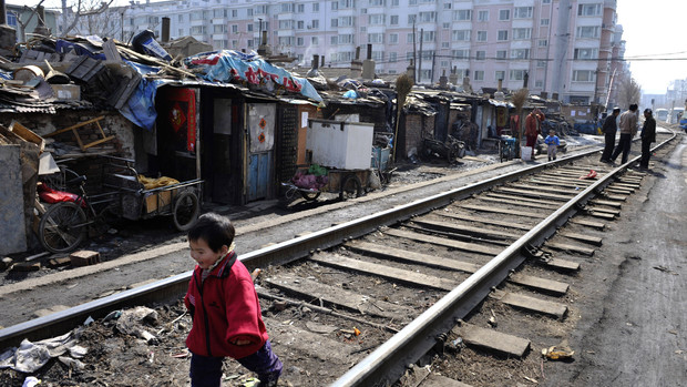 China To Invest Over $162 Billion On Shantytowns