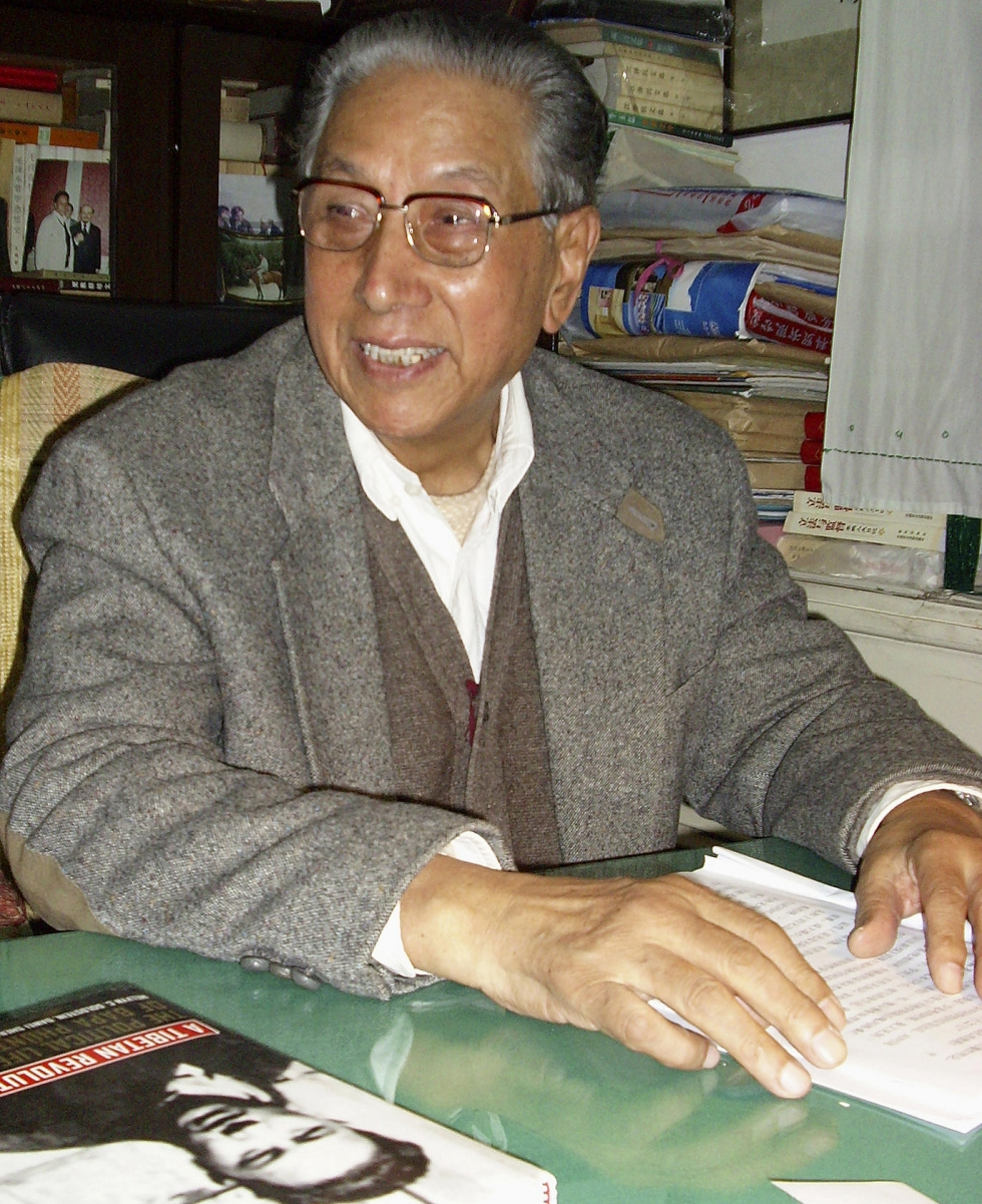 Tibetan Communist Leader Phuntso Wangye Dies