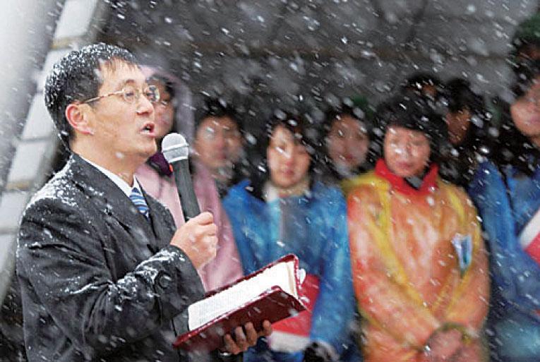 Minitrue: Shouwang Church, Three Years On