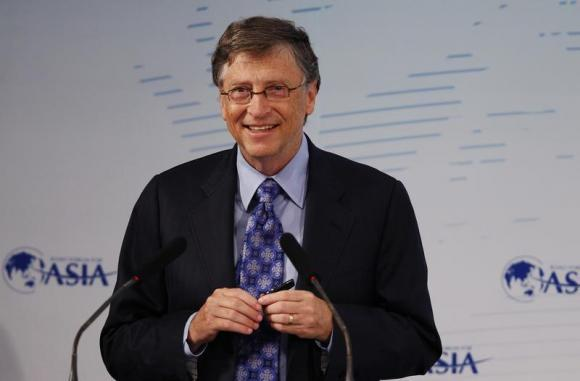 Bill Gates To Wealthy Chinese: Donate More