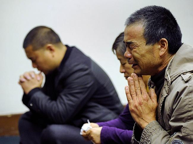 China Calls MH370 Relatives 'Radical and Extreme'