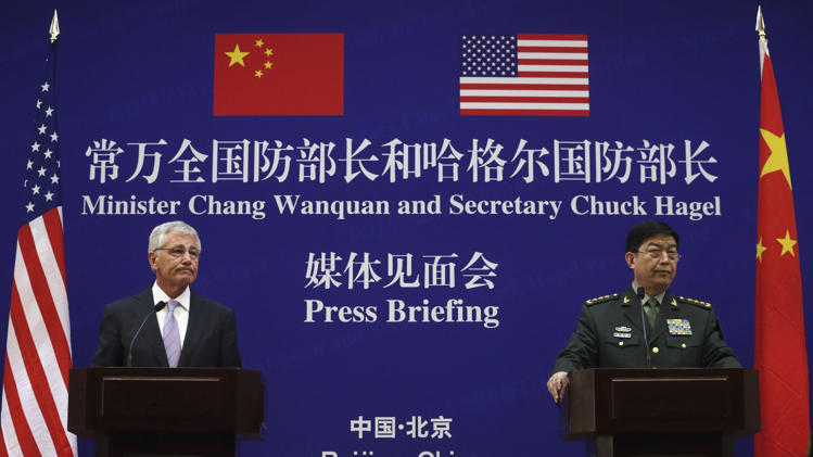 U.S. and China Argue Over Contested Islands