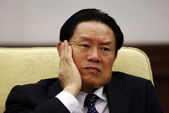 On the Trail of Zhou Yongkang