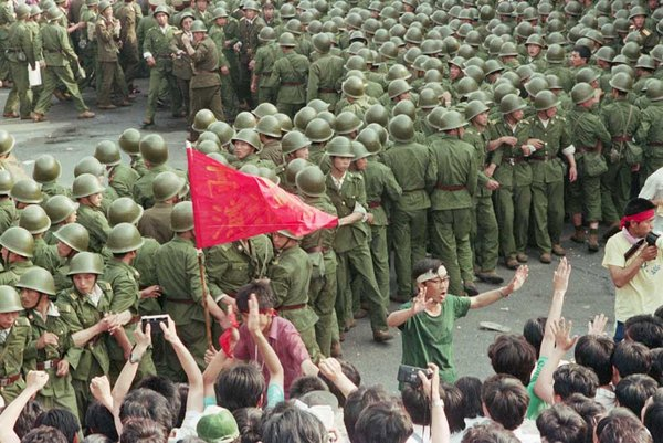 China After Tiananmen: Money, Yes; Ideas, No