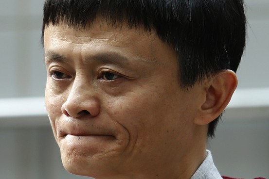 Jack Ma Tries to Spark New Era of Charity