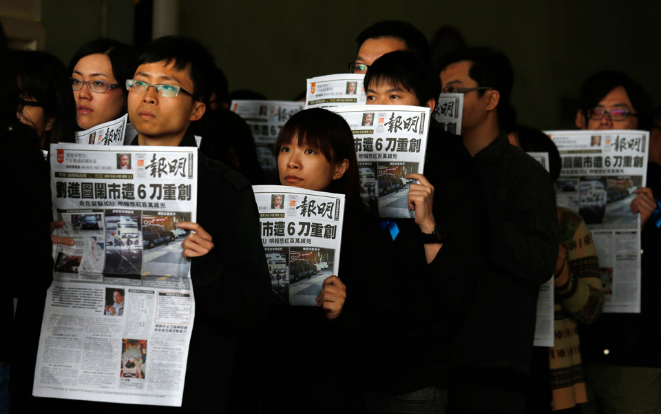 I Sold Out: Self-Censorship in China's Media