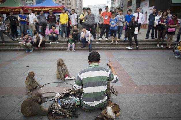 China's Income Inequality Surpasses U.S.