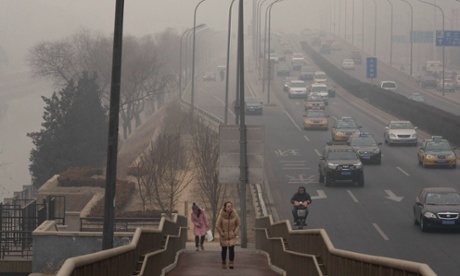 China to Scrap Millions of Cars to Ease Pollution
