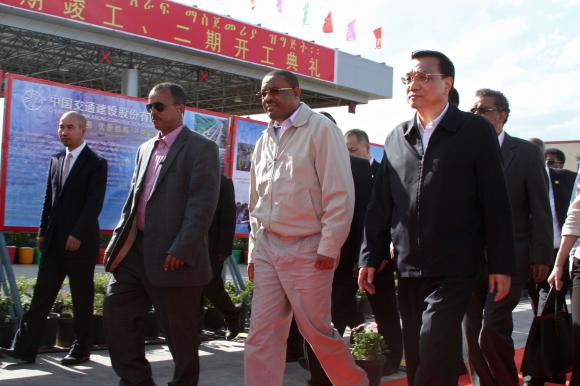 China to Extend Over $12 Bln in Aid to Africa