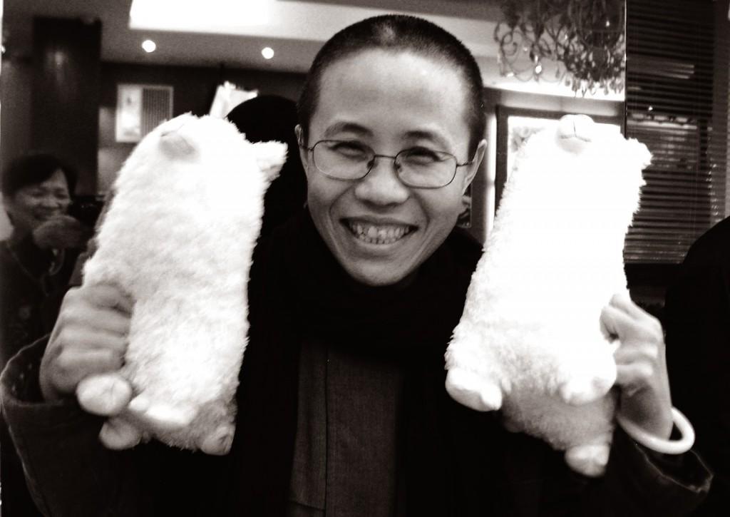 Liu Xia.