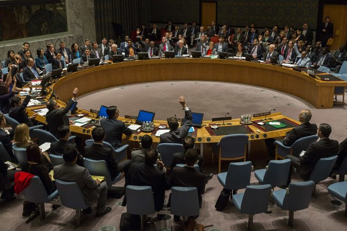 China And Russia Block Referral Of Syria To Court