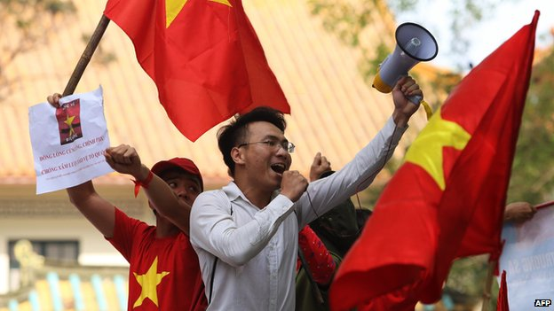 Minitrue: Anti-Chinese Riots in Vietnam