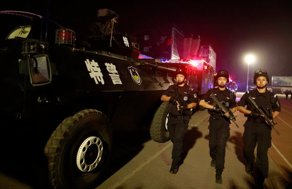 Armed Patrols in Beijing as Shanghai Sees First Police Shooting