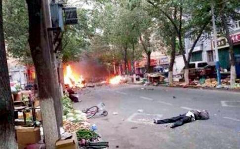 Dozens Killed in Attack in Urumqi Market