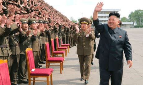 China Denies Planning for North Korean Collapse