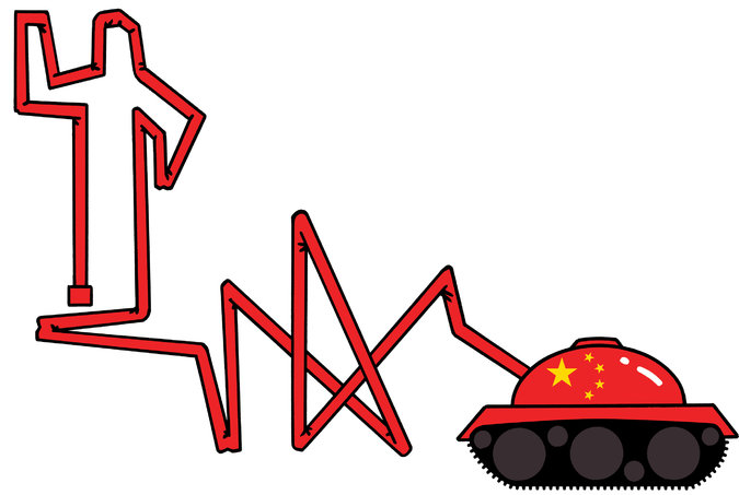 Murong Xuecun: I, Too, Will Stand Up for Tiananmen