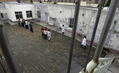 Law Leaves Healthy Chinese Trapped in Mental Hospitals