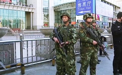 After Urumqi Blast, Xi Calls for Long-Term Terror Fight