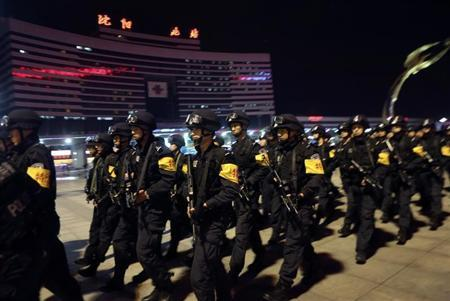 39 Sentenced on Terrorism Charges in Xinjiang