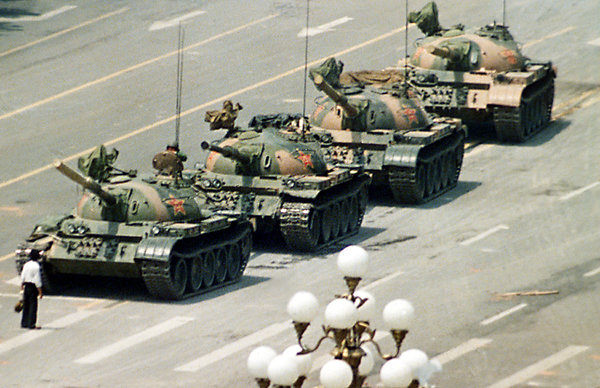 Two More Detained Ahead of Tiananmen Anniversary