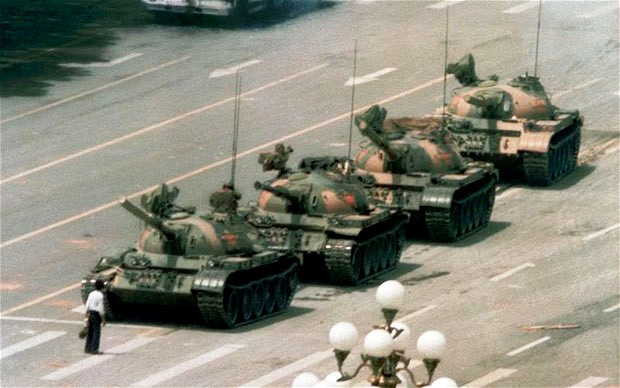Professor's Microblog Axed After Tiananmen Comment