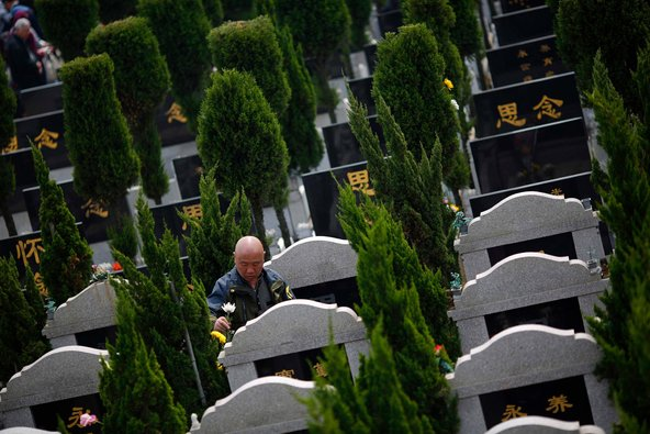Cremation Rules Spur Elderly Suicides in Anhui
