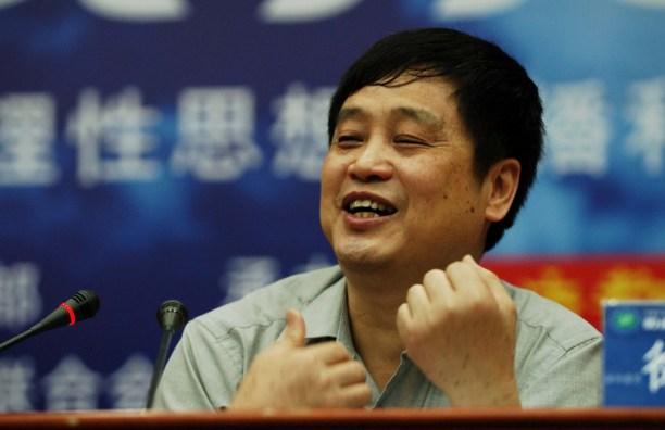 Xu Youyu on Defiance in Sensitive Times