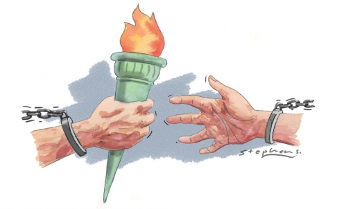 Tiananmen 25: Still Fumbling Towards Rights For All