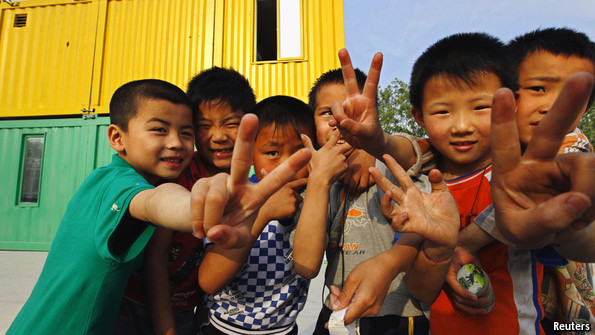 Foreign NGO For Migrant Children Thrives in China