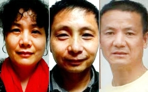 Long Prison Sentences for Three New Citizen Activists