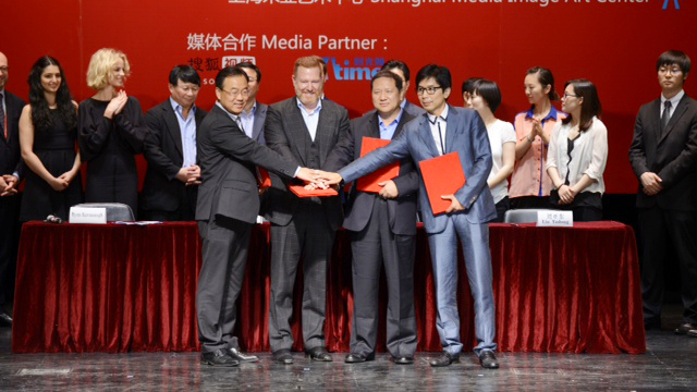 Relativity Media Expands in China
