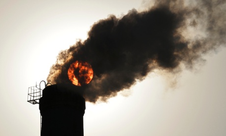 China Urged To Limit Carbon Emissions For First Time