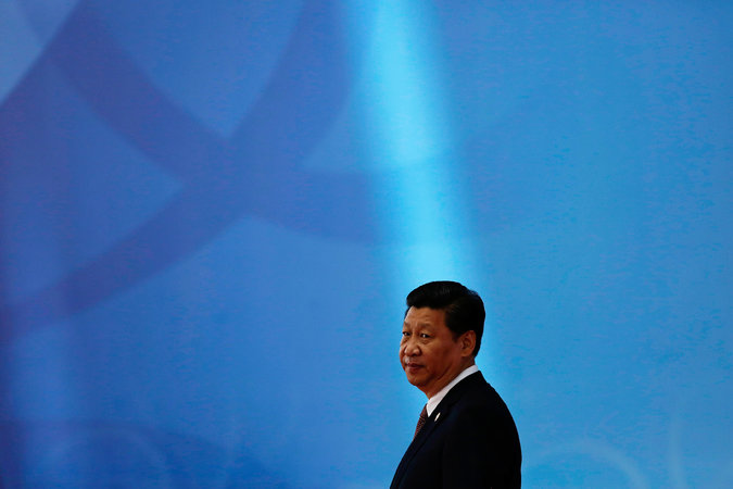 As Xi Fights Graft, His Family Sheds Assets