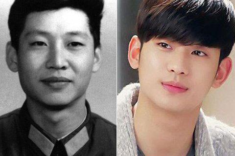 Minitrue: Young Xi's Resemblance to Korean Star