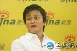 "Ouspoken writer, social critic, and ""Big V"" Li Chengpeng saw his Sina blog and Weibo accounts cancelled this week. (Northnews.cn)"